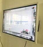 モニタのキオスクのための19 85インチ壁に取り付けられたLCDのパネルの赤外線および容量性タッチスクリーンのタッチ画面