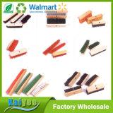 Baixo preço dos produtos de limpeza 3 nó Tar Escova de madeira no tecto, 6-1/4 polegadas