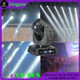 Das DMX Stadium DJ, das Beam200 5r Blau verschiebt, beleuchten