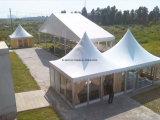 Het modulaire/Mobiele/PrefabHuis van de Verschepende Container met krijgt Tent 15