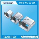 Связь кабеля нержавеющей стали замка крыла хорошего качества 10*450mm в Manufactory