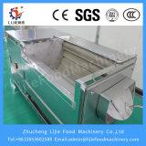 Lj-1800 l'Échalote commerciale Peeling machine/machine à laver et peler des pommes de terre