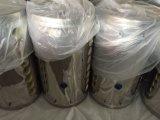 200L Verwarmer van het Water van de Buizen van de niet-Druk van het roestvrij staal de Vacuüm Zonne