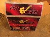 Batteria automatica libera di manutenzione di Powerenergy DIN60mf 12V60h