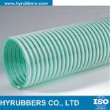 Mangueira flexível produzida fábrica do PVC