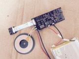 Portefeuille électrique de charge sans fil avec 5000mAh Banque d'alimentation