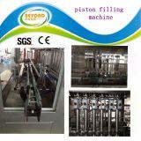 Más allá de 6 cabezales automática Oliva Tipo pistón/máquina de llenado de aceite vegetal