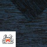Le tricot spandex polyester Tissu Tissu cationiques superposées