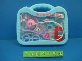 최신 판매 플라스틱 Instrucment Toy Set (7584150) 닥터