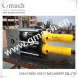 Gas-Rohr-Extruder-Dauerbetrieb-Strangpresßling-Bildschirm-Wechsler