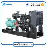 最もよい価格の水平のディーゼル機関の海水の転送の多段式ポンプ
