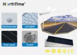 LEIDENE van het Ontwerp van de Helderheid van de hoge Efficiency Intelligente Alle ZonneStraatlantaarn