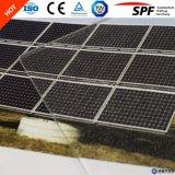3.2Mm солнечной стекла с низкой утюг Закаленное