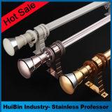 Hotsale 적당한 부속품으로 놓이는 확장 가능한 금속 커튼 궤도