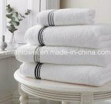 Commerce de gros 100% coton égyptien de l'hôtel Hôtel Serviette Serviette de bain de luxe