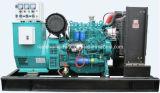 침묵하는 디젤 엔진 Genset 100kVA/80 Kw