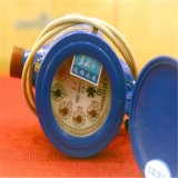 Brass Body OF multi-jet Dry dial Water meter of Dn15 (export to of Europe)