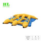 Het volwassen Opblaasbare Stuk speelgoed van het Platform van het Water Drijvende met het Springen van Zak