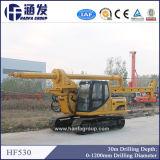 Équipement rotatoire d'empilage utilisé par Hf530 de Hanfa à vendre
