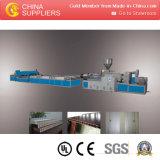 Haute qualité en PVC/PE/PP WPC creux de la mousse d'administration Ligne d'Extrusion