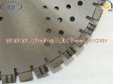 Лезвие алмазной пилы Turbo с этапом длины 20mm для бетона