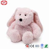 Het roze Buitensporige Zachte Stuk speelgoed van het Konijntje van de Pluche van de Gift van Pasen van het Konijn