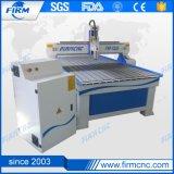 Precio de descuento con ranura en T máquina de grabado CNC grabado en madera