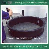 Parte modellata personalizzata della gomma di silicone (accessori della valvola)