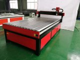 Máquina del ranurador del CNC del cuadro 1200*2400m m del PVC para la madera