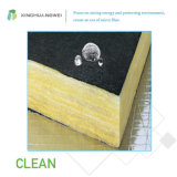 Isolamento térmico acústico insonorizado Lã de vidro para sistema de condutas de ar condicionado