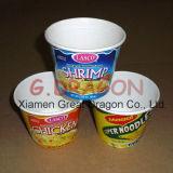 Isolation de yogourt de papier jetable tasses (GDND001)