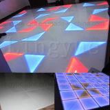 illuminazione della fase del pavimento di Dancing del cambiamento DMX LED di colore 432PCS