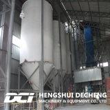 Chaîne de production de Calciner de stuc de gypse de four de pétrole de transfert thermique
