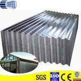 Zincalum /Zinc, das gewölbtes Stahlblech Stahlblech-/YX35-125-750-GL beschichtet