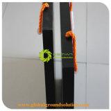 De zwarte HDPE van de Kleur Stootkussens van /Outrriger van de Stootkussens van het Stootkussen/van de Kraan/van de Stootkussens van de Kraan van de Prijs van de Fabriek Goedkope