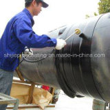 Campo China Cintura soldar PE Retracção da Luva de fecho de revestimento