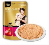 Влажный Cat консервированных продуктов питания Cat лосося вкус консервов