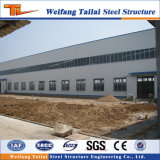 L'entrepôt d'acier de construction préfabriqués en acier