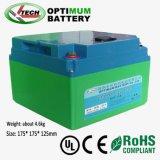 Recargable 12V 30Ah batería para carro de golf