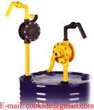 Pompe De Transvasement Rotative/Pompe Manuelle Rotative derrama Huiles