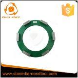 disco de moedura do diamante da ligação do metal do anel de 200mm Klindex