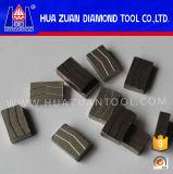 Granite 1200mm를 위한 다이아몬드 Segment