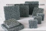 filtro di ceramica dalla gomma piuma di 10ppi/20ppi/30ppi/40ppi/60ppi Sic per filtrazione del ghisa