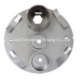 OEM China Professinoal Welding Bending Stamping Machining Steel Structure parts