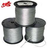 鋼線ロープの6X7+FC/Scによって電流を通されるタイプ