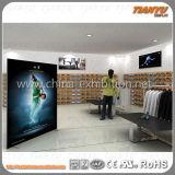 شعبيّة ألومنيوم ملصقة عرض نسيج إطار