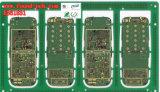 Única placa de circuito impresso flexível lateral