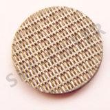De gesinterde Schijf van de Filter van het Brons sinterde de Poreuze Filter van de Sinter van de Filter van de Schijf