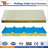 China-Fertigung-Zwischenlage-Panel für Stahlkonstruktion-Bauunternehmen