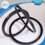 Tipo sello del cilindro hidráulico J del polvo del anillo de cierre 150*170*7m m
